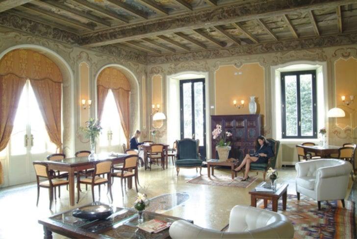 Una villa in cui organizzare eventi a Varese e sul lago Maggiore