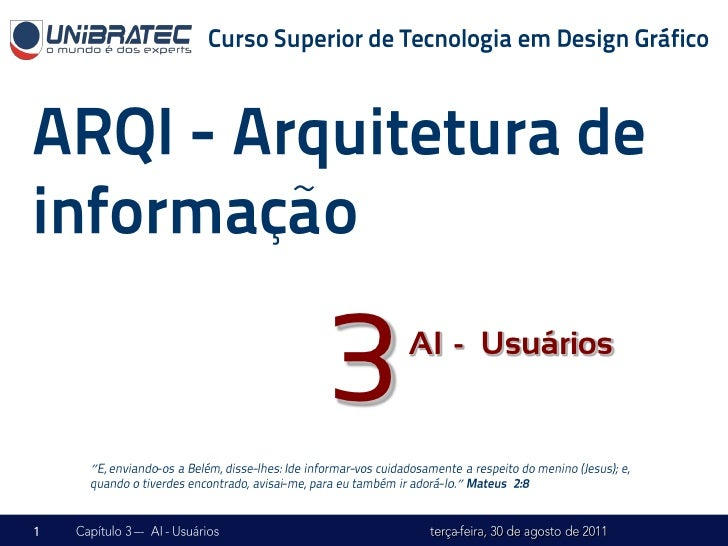 """3   AI -– Usuários""""           """""""