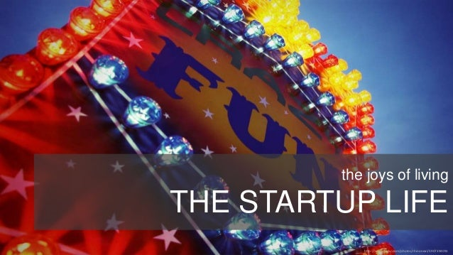 Startup Life (UNB TME)