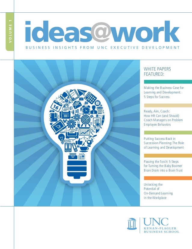 ideas@work vol. 1