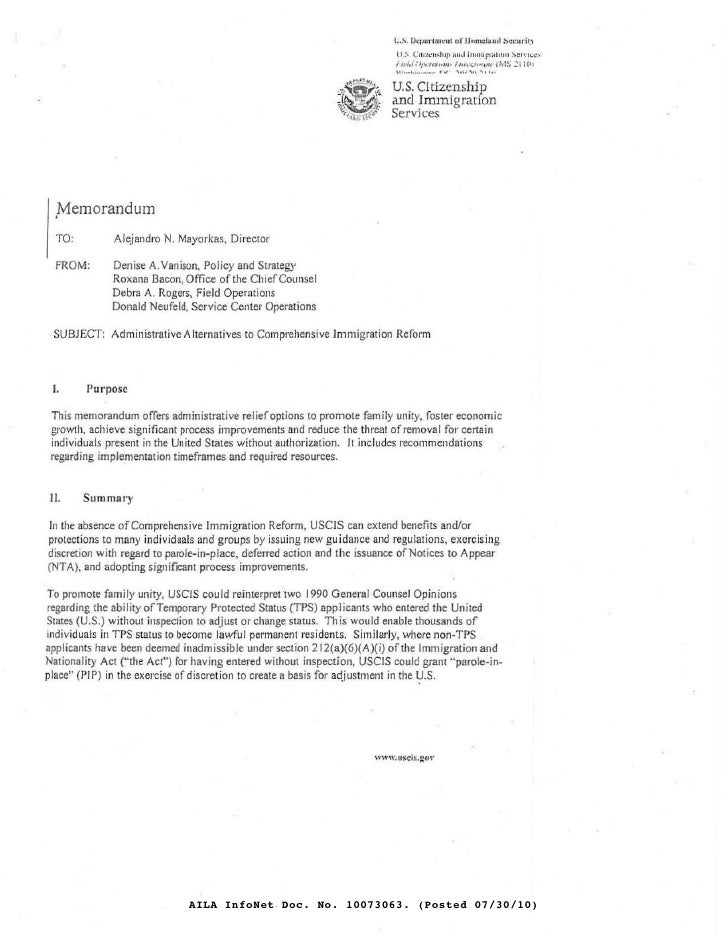 humanitarian parole cover letter This moa does not cover conditional parole and release 2007, letter to the if an original parole was granted by the iee parole and humanitarian.