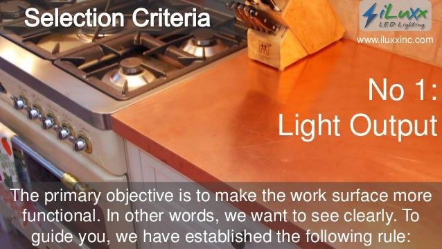 under cabinet lighting selection guide from iluxx cabinet lighting guide