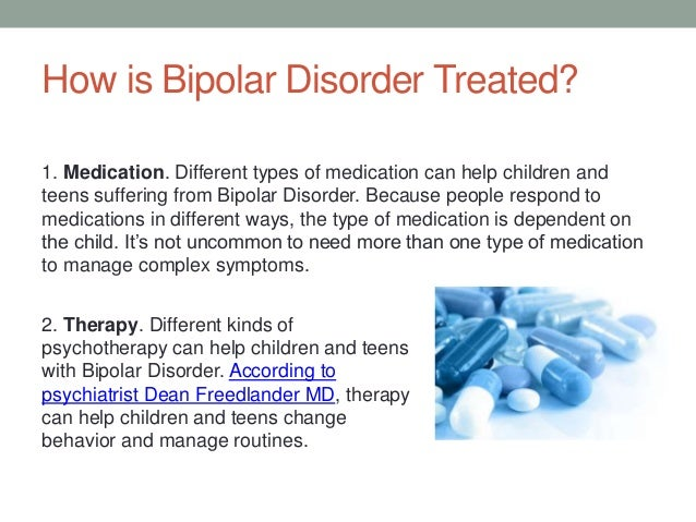 an analysis of the symptoms and treatment for people with bipolar disorder A reflective paper on bipolar disorder some people have their first symptoms during a psychiatrist who is skilled in bipolar disorder treatment can help you.