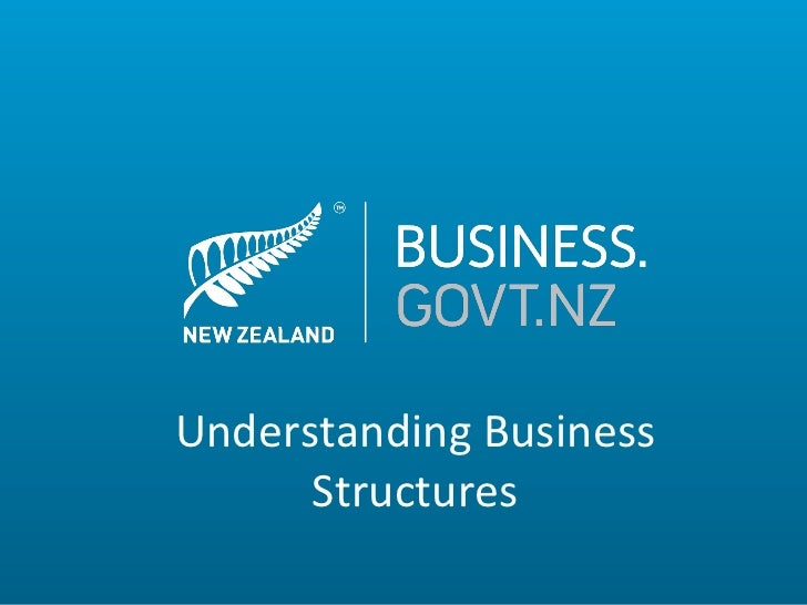 Business Structure - Sole Traders and Local Companies