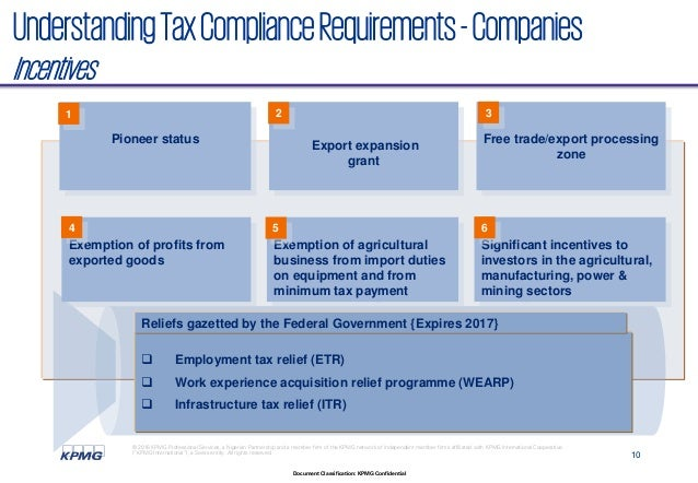 tax compliance in nigeria