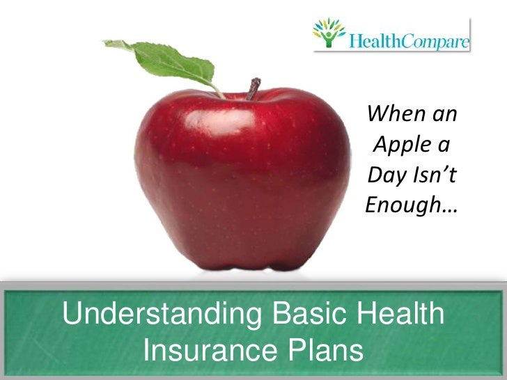 When an Apple a Day Isn't Enough…<br />