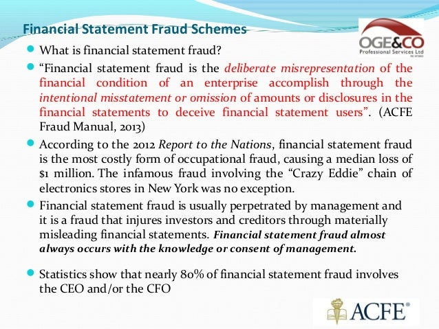 fraud schemes exercise essay Sac 571 week 7 assignment 3 – fraud schemes and fraud investigations we will write a custom essay sample on any topic specifically for you for only $1390/page.
