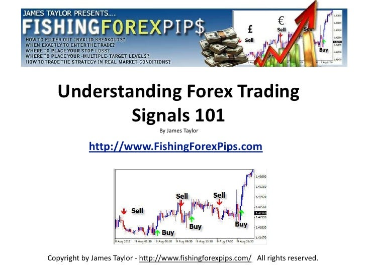Understanding forex trading signals 101