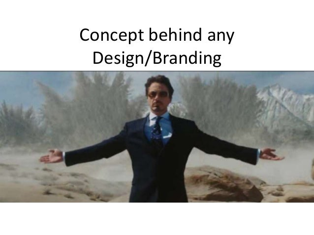 Concept behind any Design/Branding