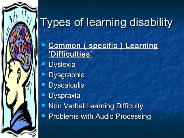 girl with learning disability