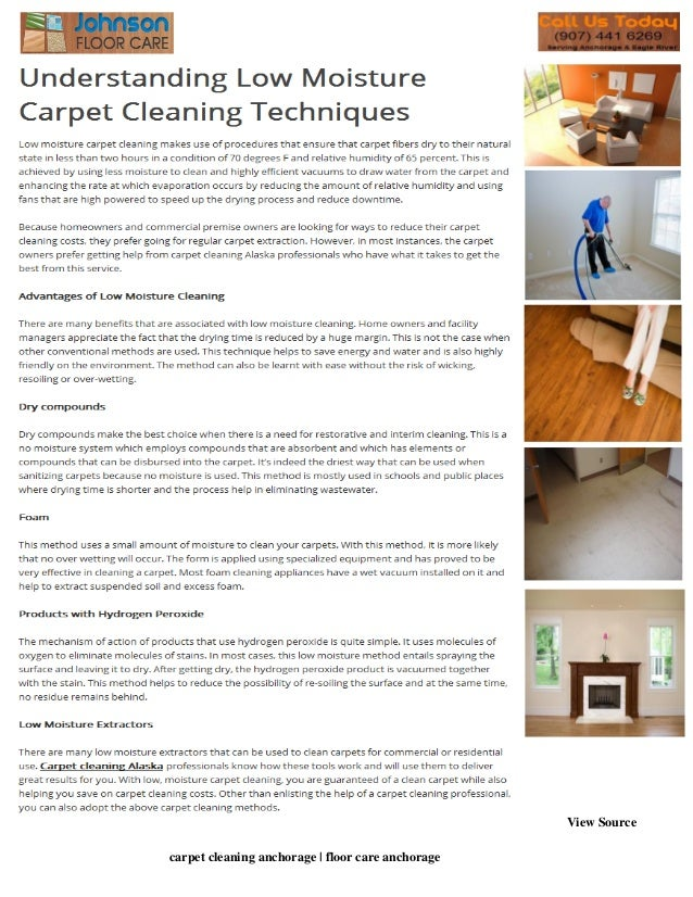 View Source carpet cleaning anchorage | floor care anchorage