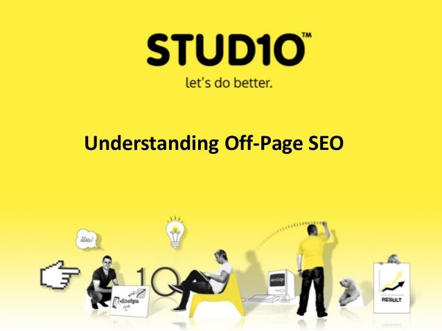 Understanding Off-Page SEO