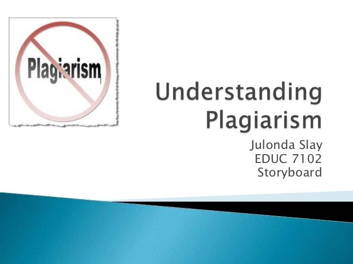 Understanding plagiarismv2