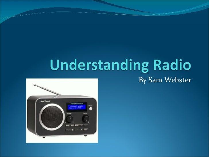 Understanding radio fin