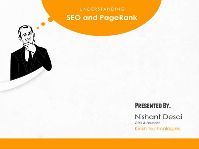 Understanding SEO and Page Rank
