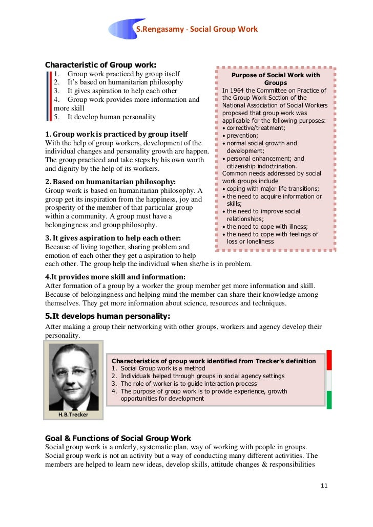 essay on social workers