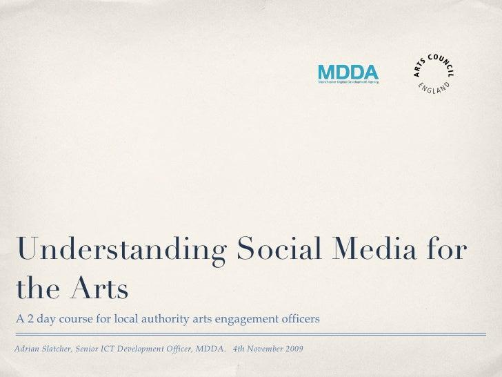 Understanding Social Media Day One