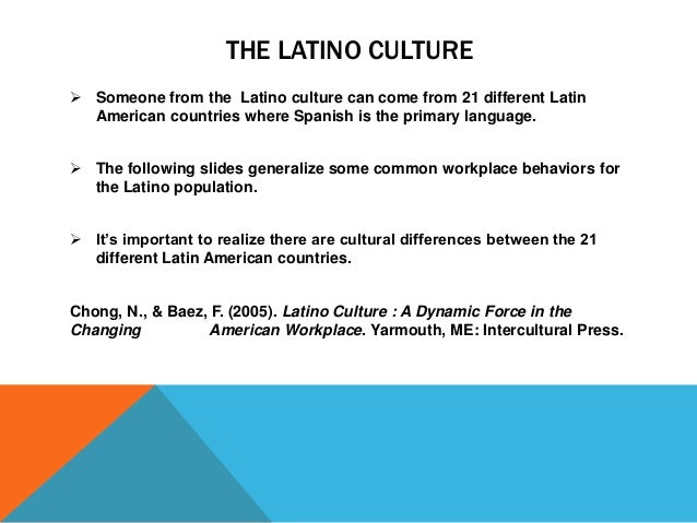 understanding cultural differences in the workplace Race and ethnicity are the main cultural differences that influence attitudes and behaviors, as stated by a representative from walden university a person's nationality often defines their beliefs, thoughts in the workplace.
