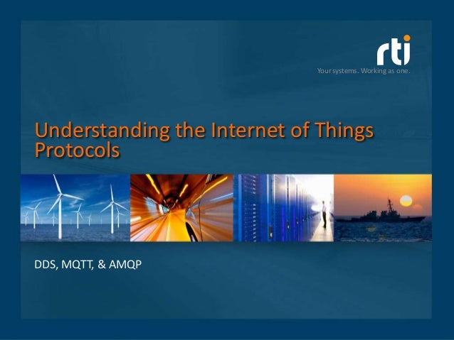 Understanding the Internet of Things Protocols