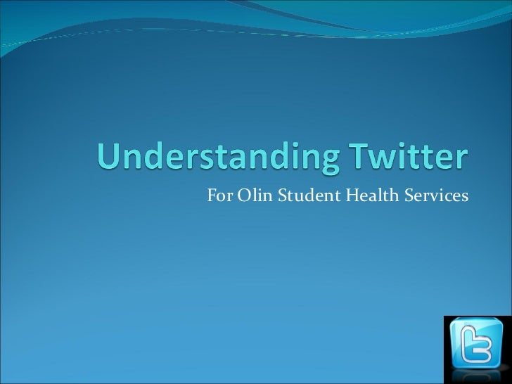 For Olin Student Health Services