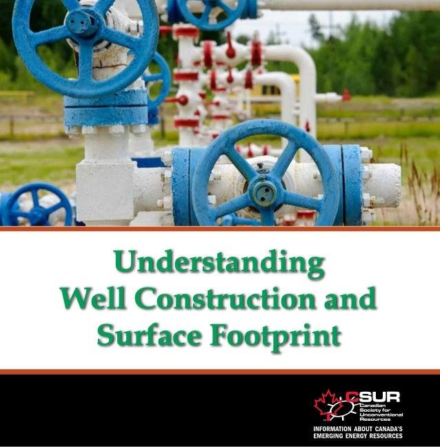 Understanding Well Construction and Surface Footprint