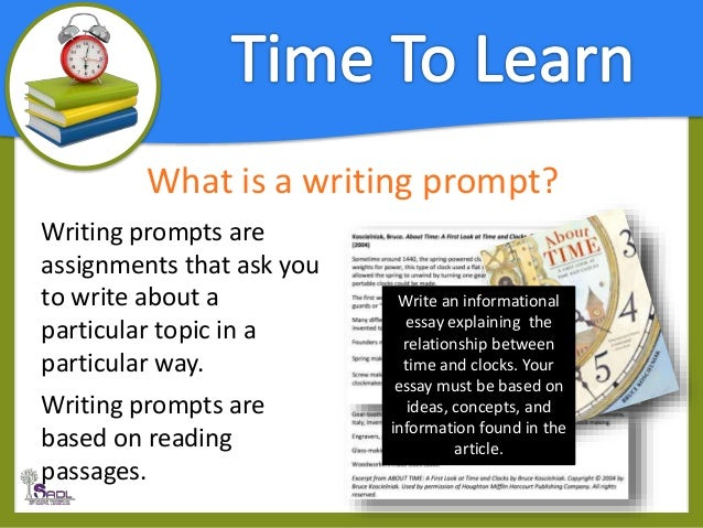 informative essay prompts for high school