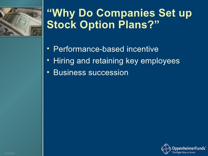 Understanding pre-ipo stock options