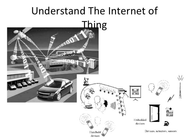 Understand The Internet of Thing