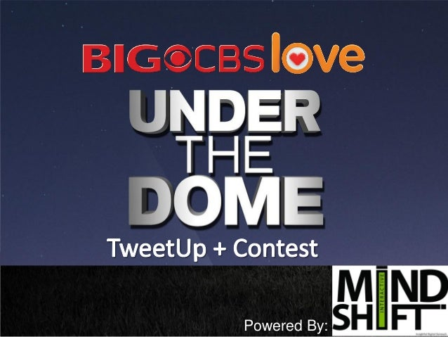 Social Media Case Study: Under the Dome