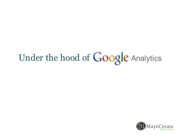 Under the hood of Google Analytics
