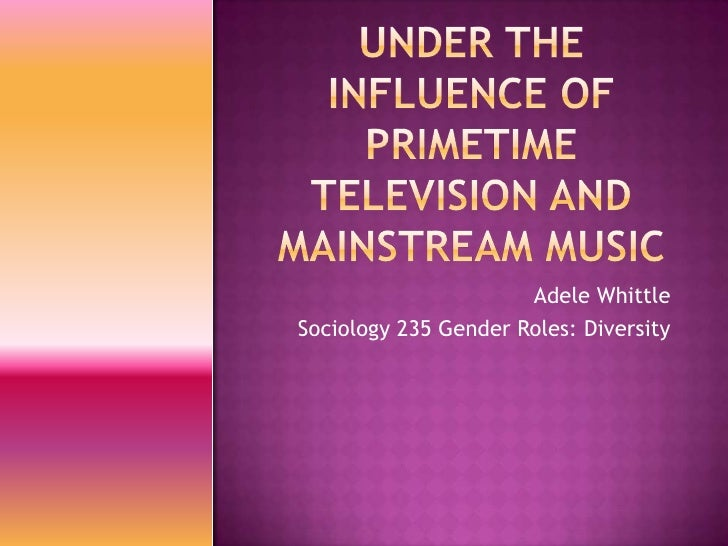 an analysis of the primetime television Sex roles, vol 26, nos 5/6, 1992 the effect of television day part on gender portrayals in television commercials: a content analysis.