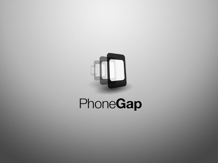 Under The Radar - PhoneGap