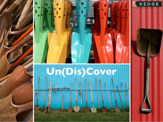 UN(DIS)COVER:  FROM INTEGRATION TO ASPIRATION