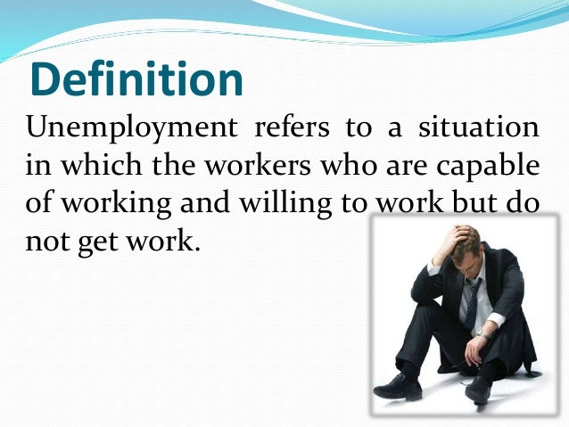 the reason of unemployment occur in Structural unemployment is a form of there can be a number of reasons for structural unemployment across but it can also happen within industries.