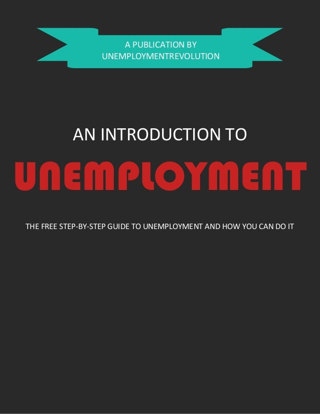 Unemployment Hearing guide ebook