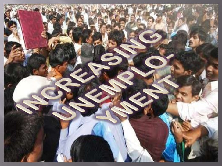 Unempolyment in india