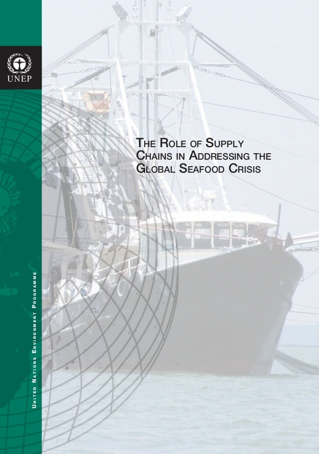 Unep fish supply chains report