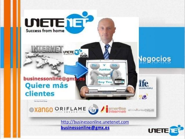 http://businessonline.unetenet.combusinessonline@gmx.es