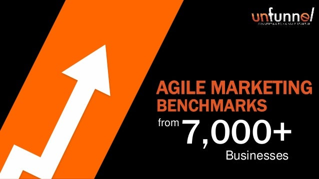 7,000+Businesses from AGILE MARKETING BENCHMARKS