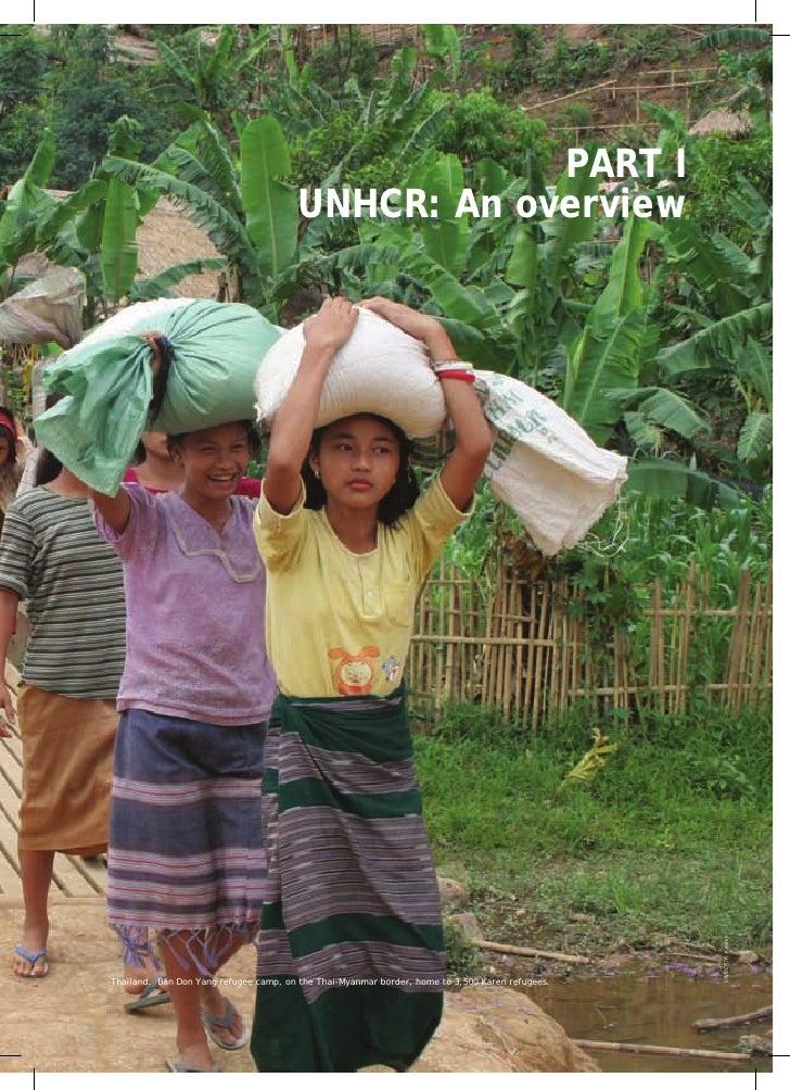 U.N.Refugee Agency A Overview