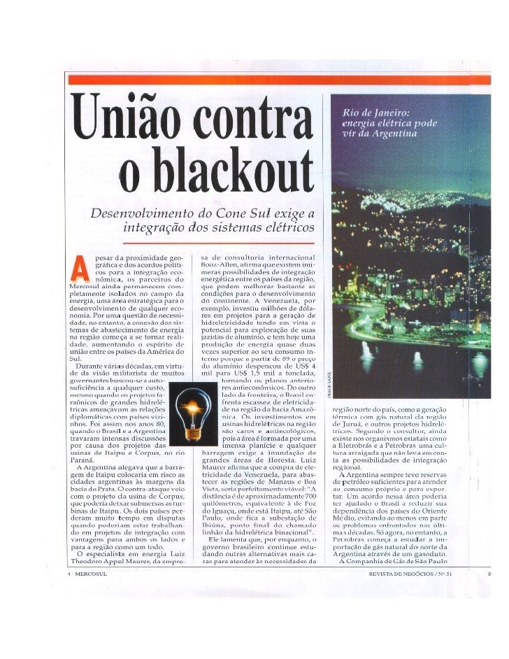 Uniao Contra Black Out