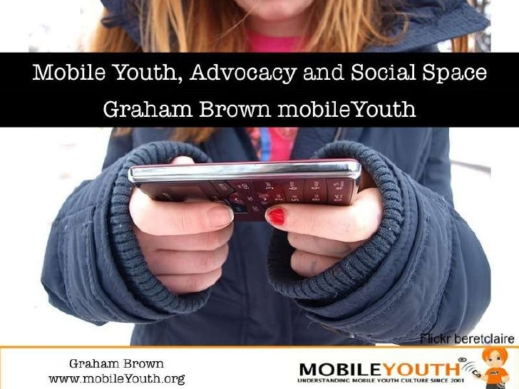 MobileYouth - June 2011 - Use of mobile for awareness and engagement