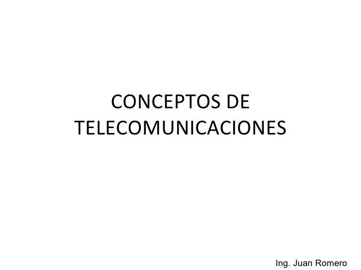 Unidad I Teleinformática