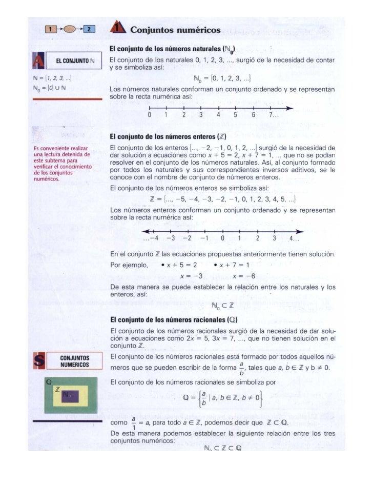 Unidad # 1 conjunto de los numeros reales    ix grado