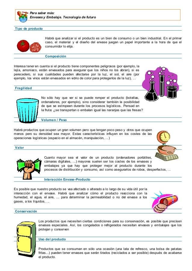 envase empaque y embalaje pdf