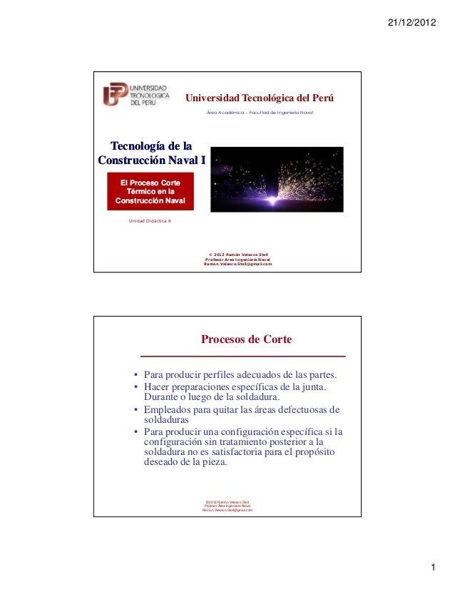 21/12/2012                           Universidad Tecnológica del Perú                                Área Académica - Facu...