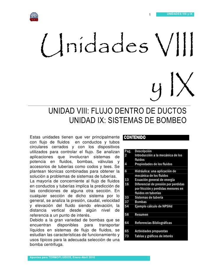 1            UNIDADES VIII y IX      Unidades VIII                                                                     y I...