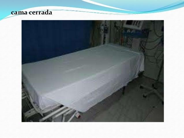 Unidad del paciente for Cama cerrada