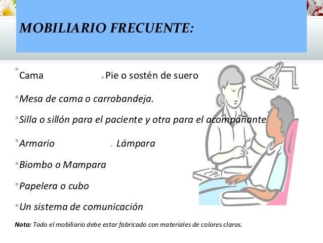 Baño General Del Paciente En Cama: una de hospitalización general medicina interna cirugía general