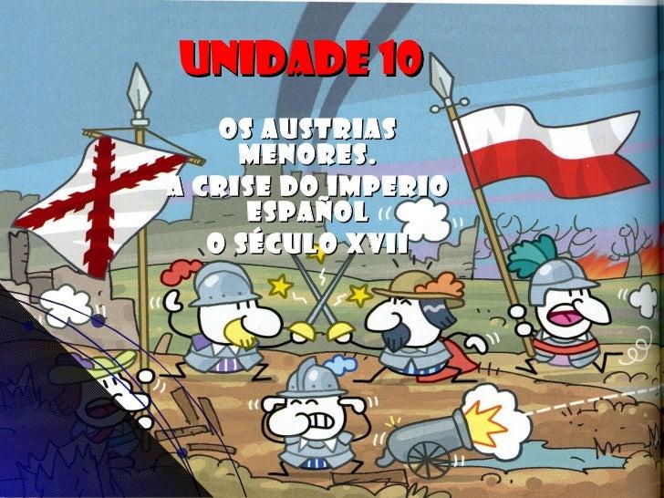 Unidade 10 crise do imperio español